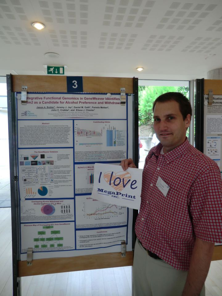 UV Inks and Posters postersession