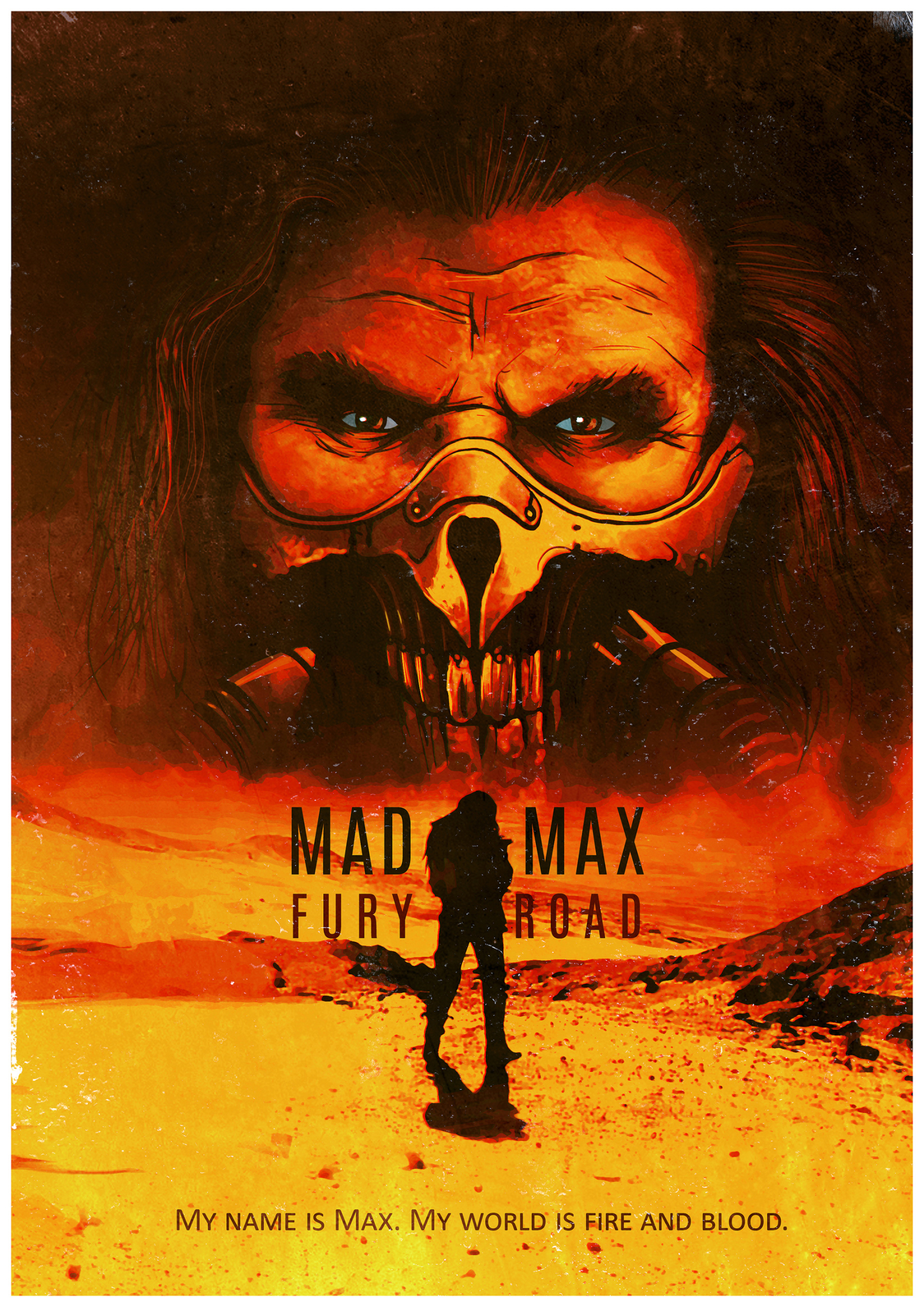 Polster Max Mad Max Fury Road Posters Via Poster Spy