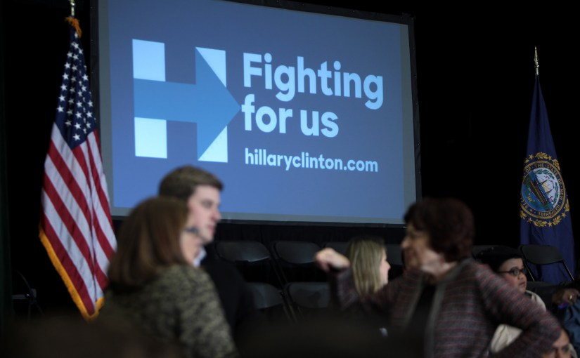 Against Hillary: Fiscal Policy and Taxation