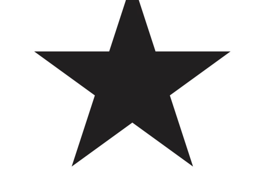 David Bowie Black Star Cover