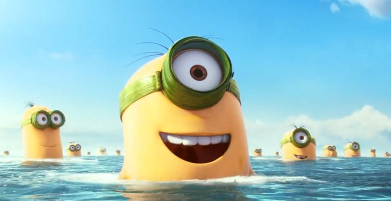 Despicable Me 2 Spinoff 'Minions' Trailer Released
