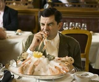 Mr Bean – The French Restaurant