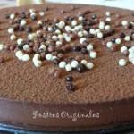 Tarta de Chocolate Rica y Requetefácil