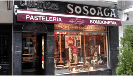 Sosoaga - Goxua