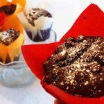 Muffins de Chocolate XL (Starbucks)