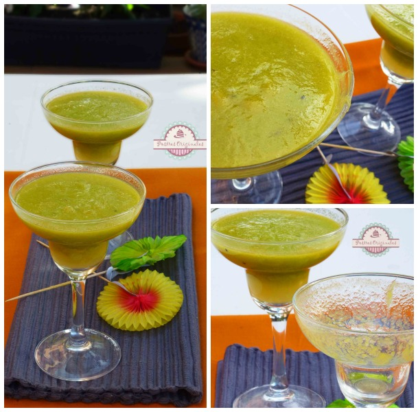 Zumo de Mango, Kiwi y Piña Collage2