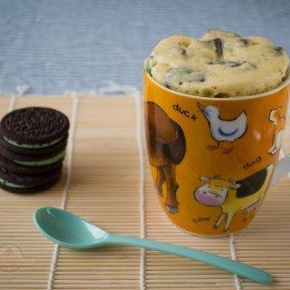 Mug Cake de Oreo – ¿Cómo se hace?