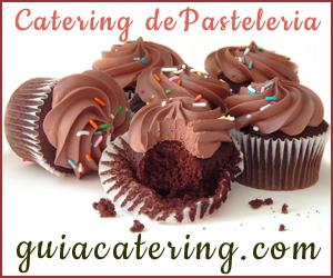 Guia Catering de pastelería