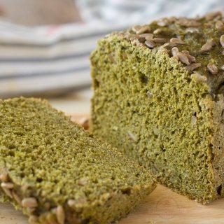 Pan de Espinacas o Pan Verde