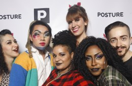 Posture Magazine Issue No. II Release Party