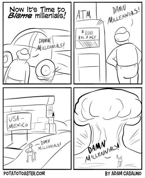 blamemillenials