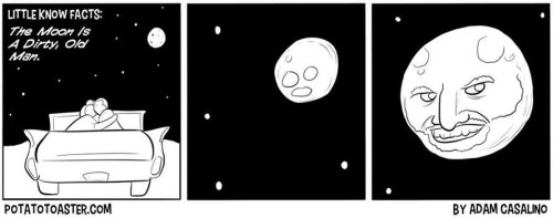Little Known Facts about the Moon