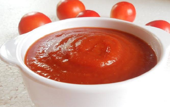 кетчуп в домашних условиях