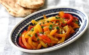салат болгарский перец