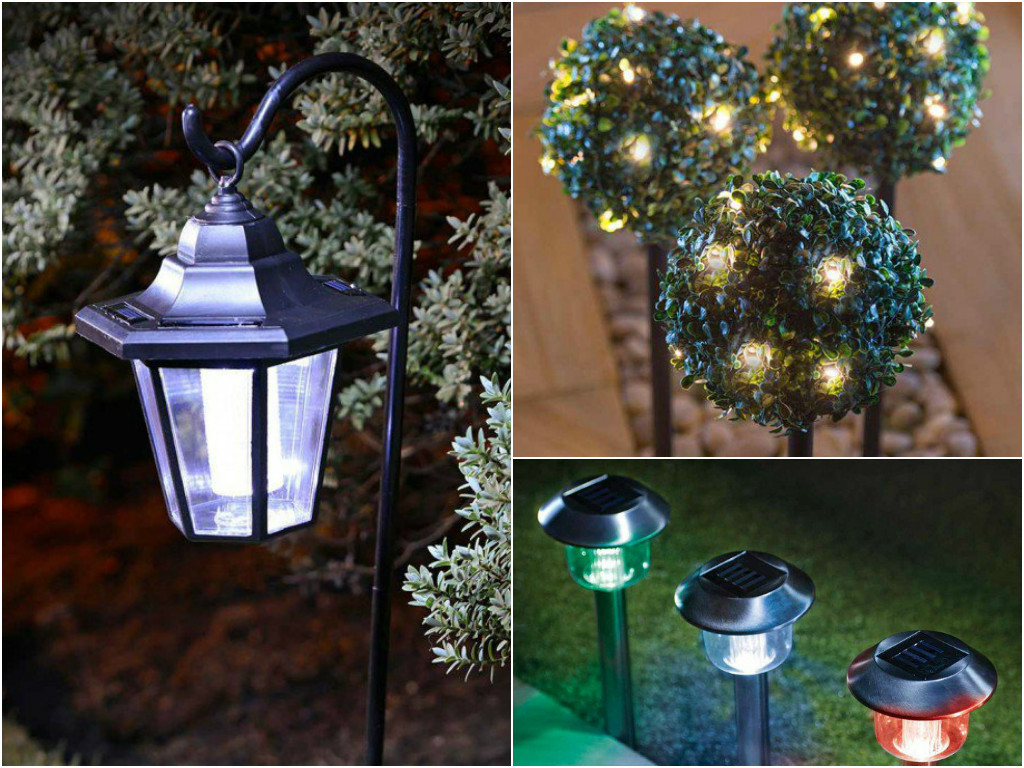 Outdoor Solar Garden Lights Transform Your Garden With Solar Lights This Summer