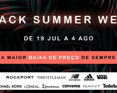 Clubefashion black summer