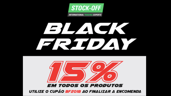Black Friday Stock off
