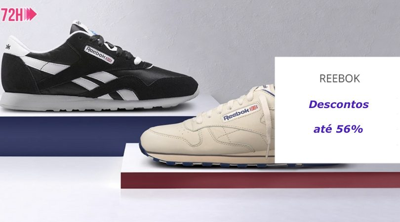 descontos reebok