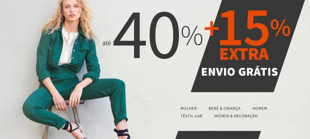 40471d38376 La Redoute - até 40% + 15% extra • Poupadinhos e Com Vales