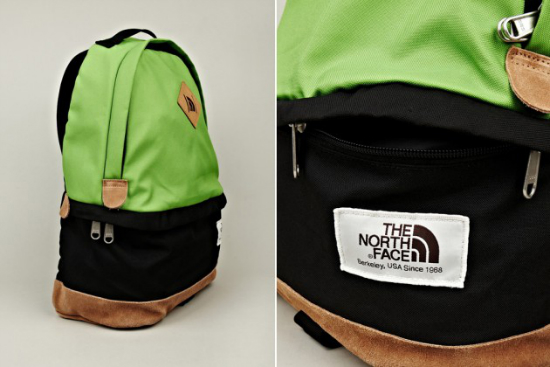 The North Face y sus mochilas Back To Berkeley