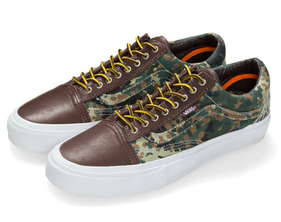  Carhartt Wip x Vans Syndicate