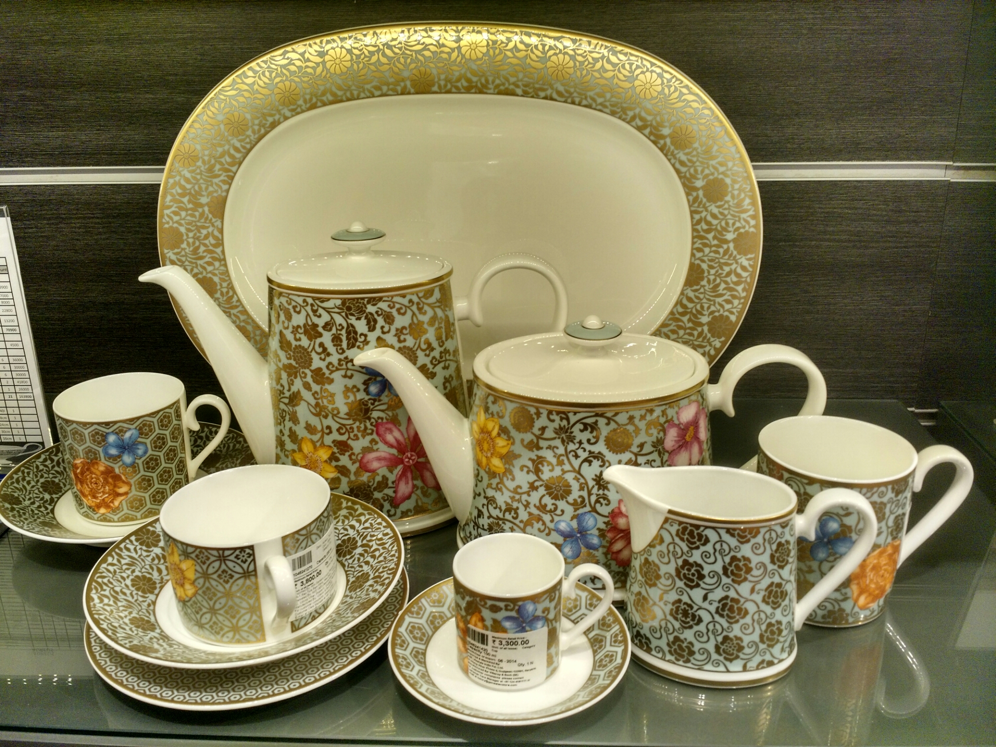 Villeroy And Boch Launch Of New Villeroy And Boch Tableware Store In Kolkata