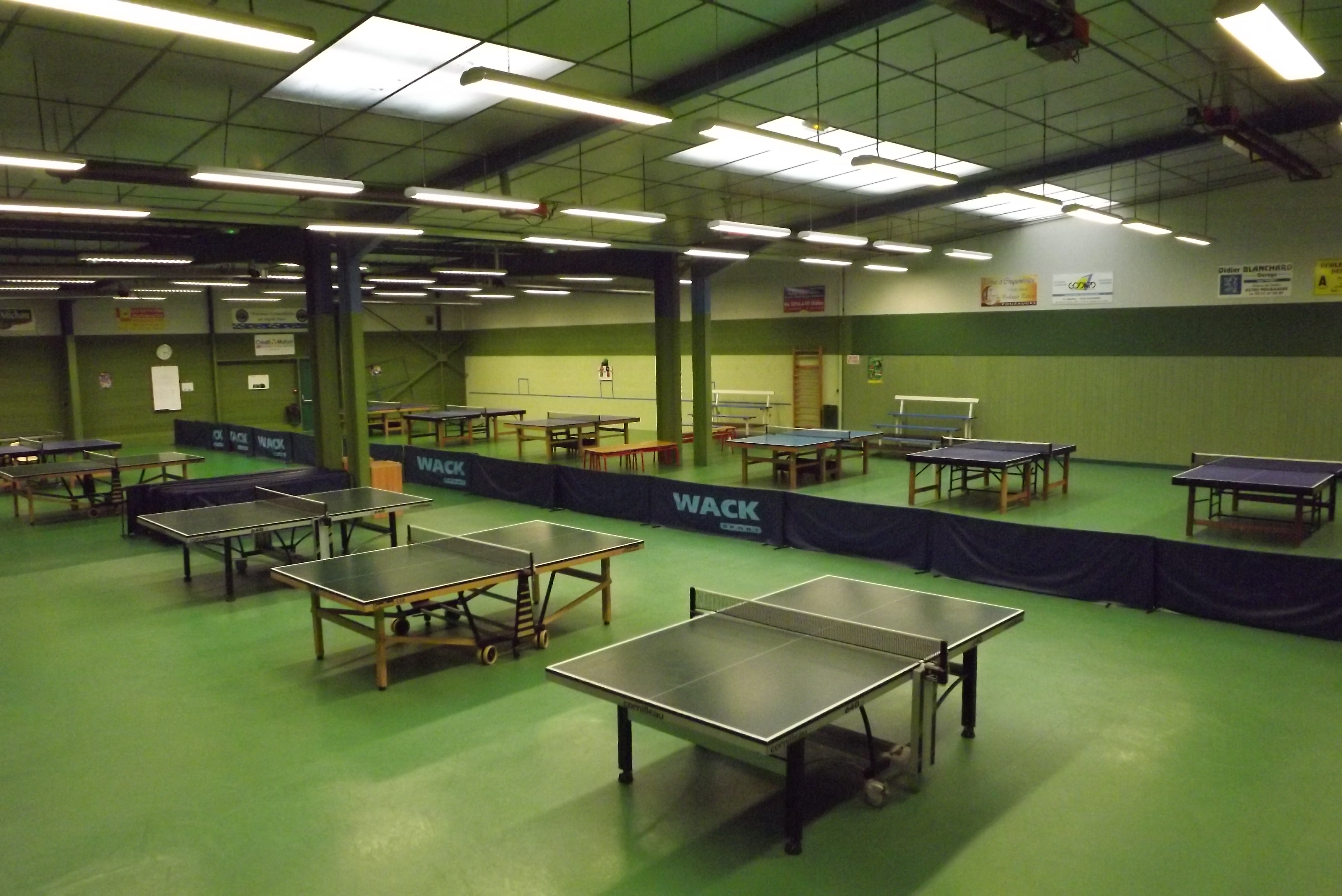 Wack Sport Tennis De Table Pouzauges Ac Tennis De Table