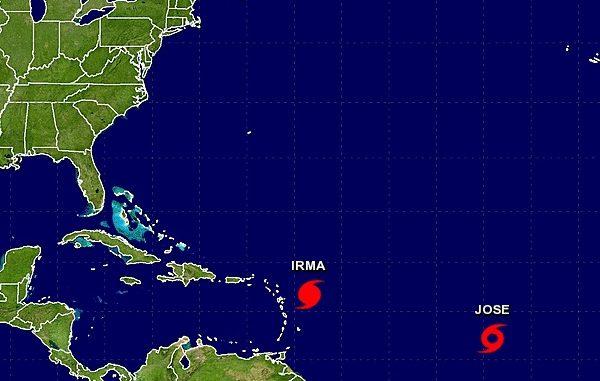 Hurricane Irma and Tropical Storm Jose Poverello