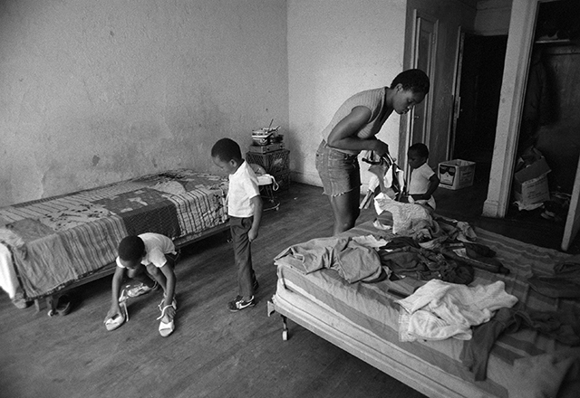 History of Poverty  Homelessness in NYC - history of poverty