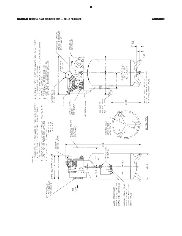 ingersoll rand 7.5 hp compressor wiring diagram