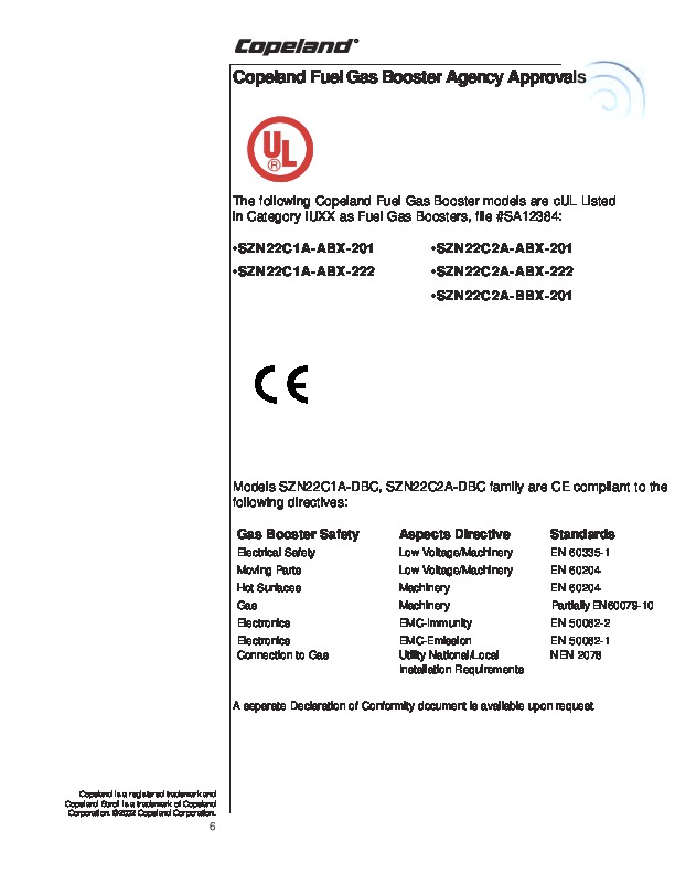 Installation operation And Maintenance Manual template