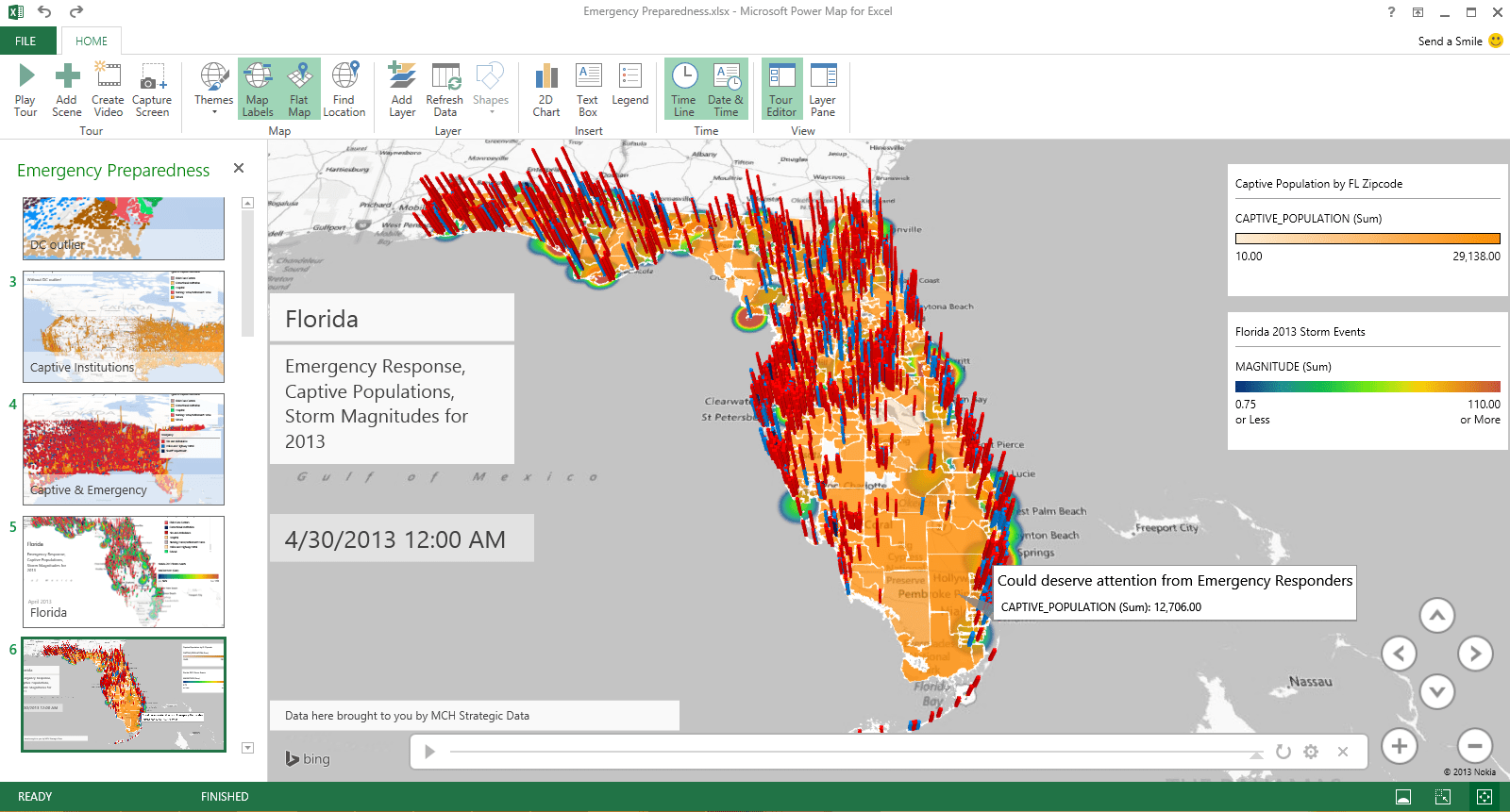 Pack Office Microsoft 2013 Power Map For Excel Now Generally Available Automatically Updated