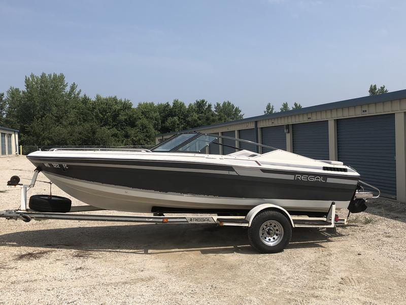 1989 Regal Medallion 185 Powerboat For Sale In Missouri - Weies Metallregal Good Regal Medallion Series Cclamp Traditional