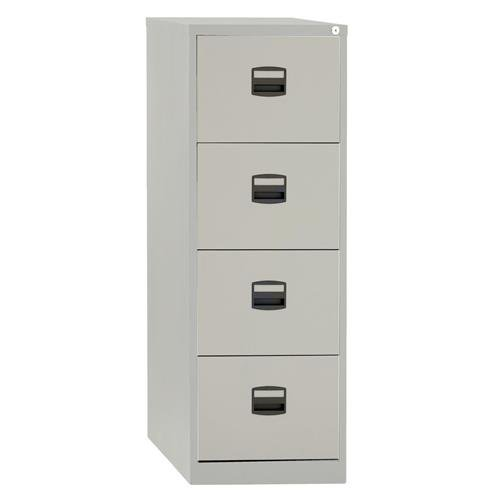 Buy Trexus by Bisley Contract 4 Drawer Foolscap Lockable