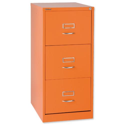 GLO by Bisley BS3C Filing Cabinet 3