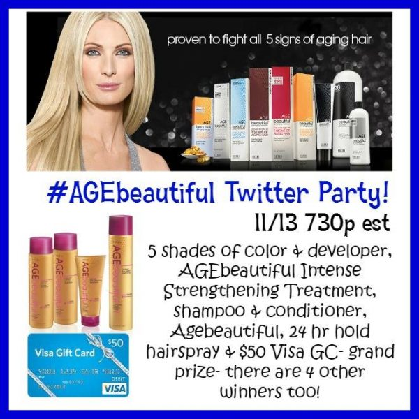 agebeautiful twitter party