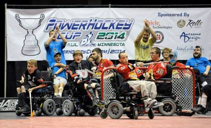 2014 Powerhockey Cup - St. Paul, Minnesota