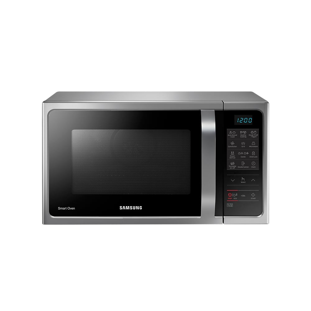 Combination Microwave Oven Samsung Mc28h5013as 28l Combination Microwave