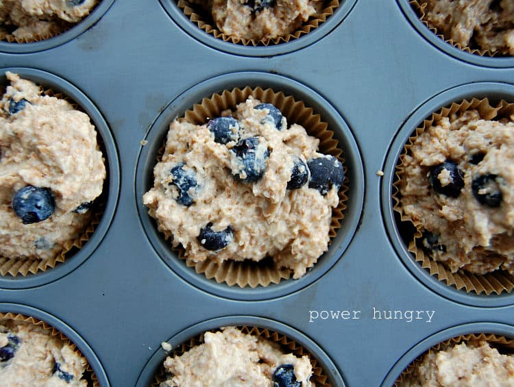 Paleo Banana Chocolate Meal-in-a-Muffin
