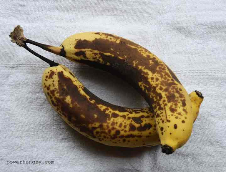 coconut blondie  bananas