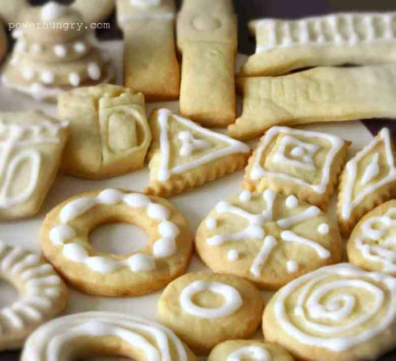 Paleo Coconut Rolled Sugar Cookies
