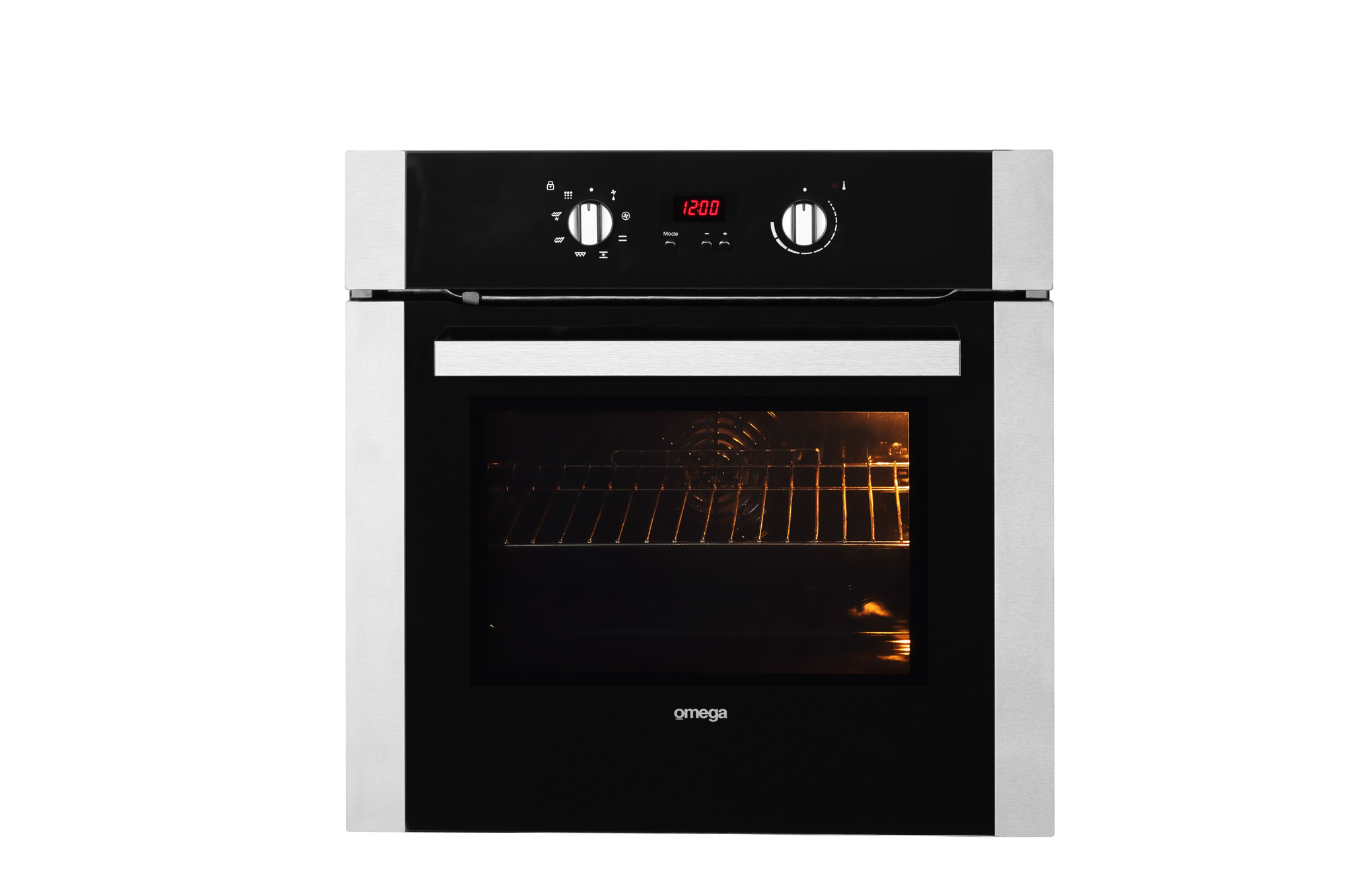 Best Pyrolytic Oven Omega 60cm Pyrolytic Electric Wall Oven Oo6ax Ebay