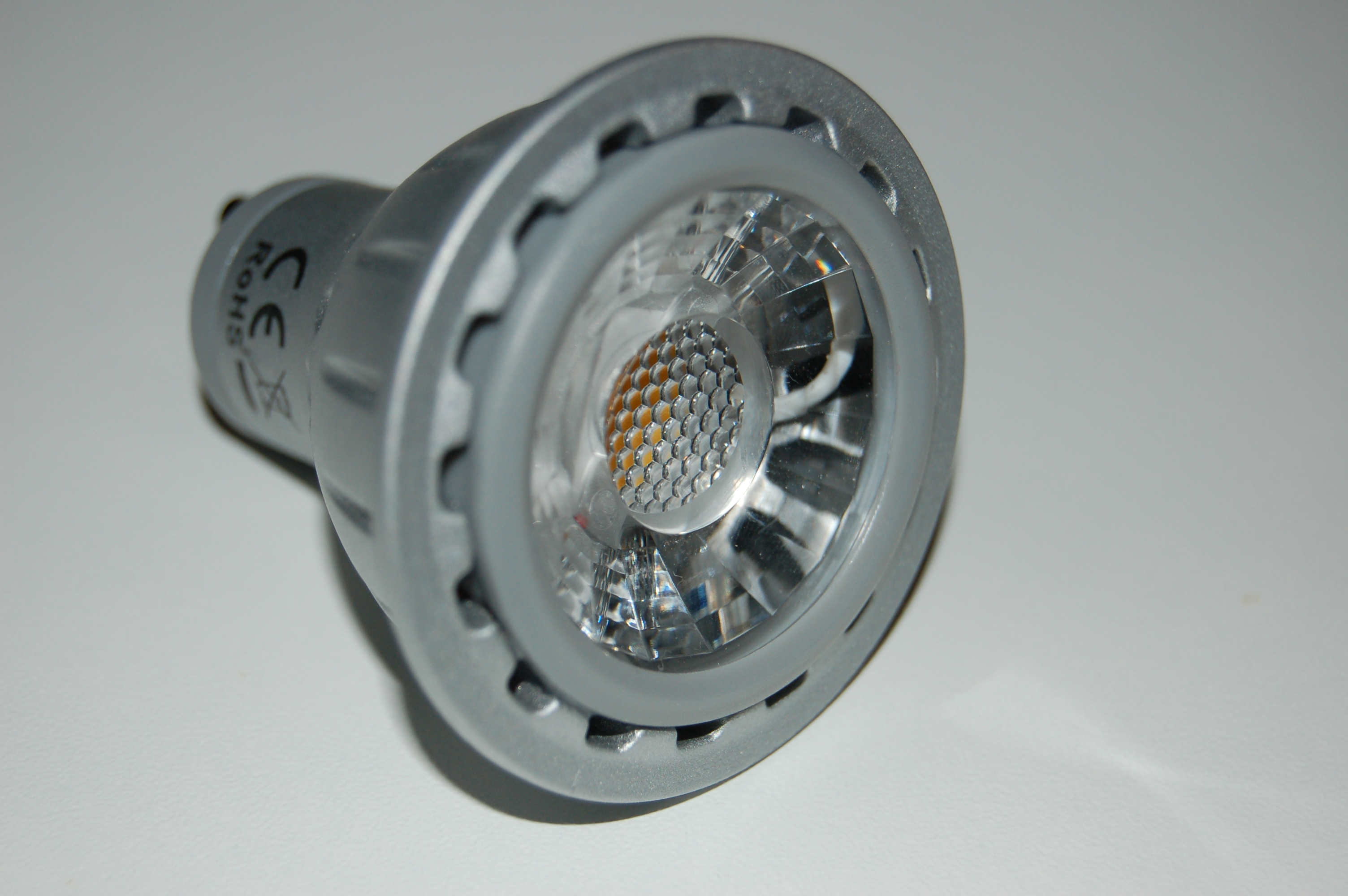 Cob Led Verlichting Dimbare Gu10 Power Led Lamp Cobverlichting Cob Spots 5 Watt 2800 K Cob Led Spot Dimbare Gu10 1 X 6