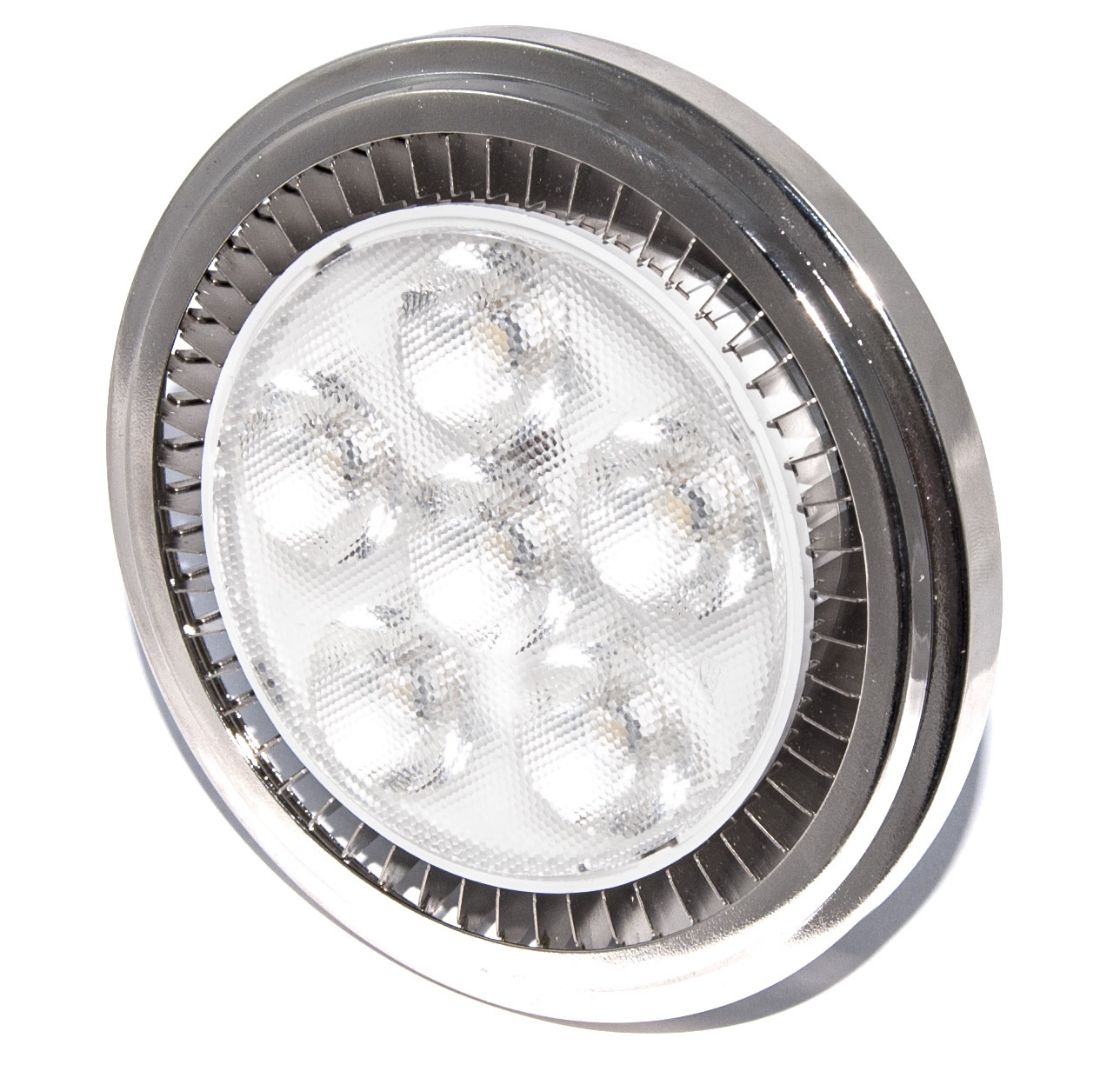 Led Lampen Ar111 Power Led Dimbaar G53 6x2w Power Led Spot 12 Watt