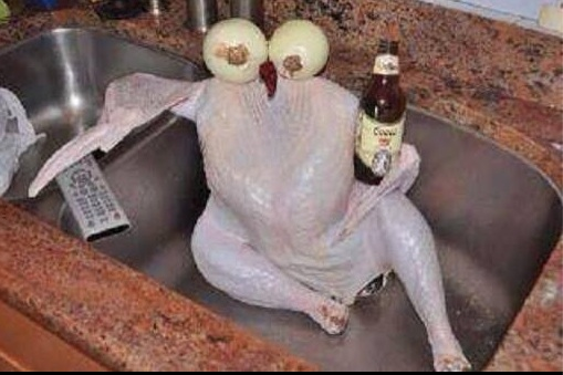 Chillin Turkey copy