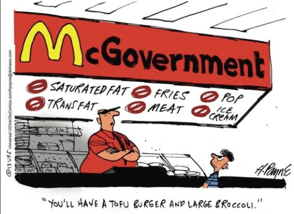 McGovernment copy