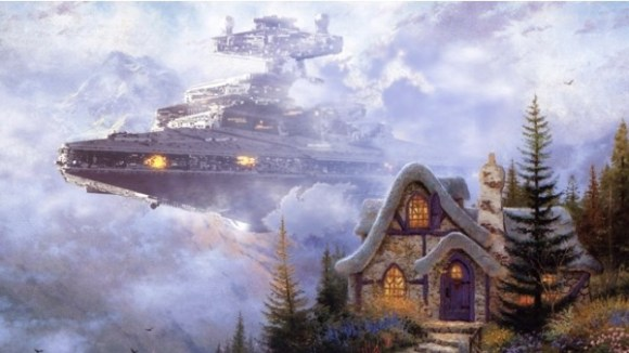 Satr Wars kinkade 2 copy