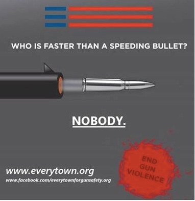 So Bloomberg's anti-gun campaign produced this. . .