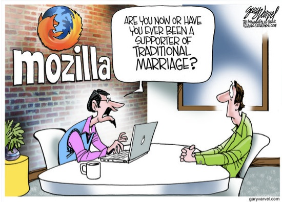 Mozilla copy