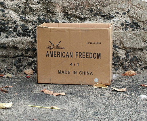 Made in China copy